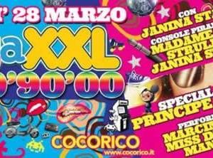 Tunga XXL al Cocoricò il 28 Marzo 2014