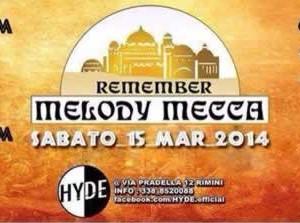 Melody Mecca Remember al Hyde Mar 2014