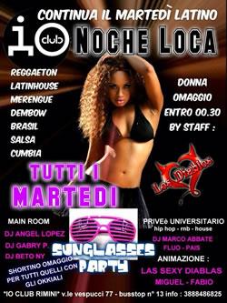 Noce Loca al Io Club 25 Mar 2014