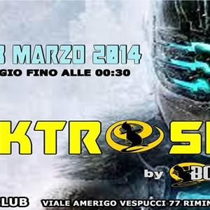 ElektroShot Boulevard @ Io Club 8 Mar2014