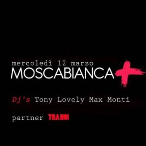 Moscabianca presenta Tra Noi 12 Mar 2014