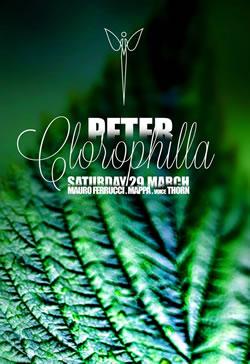 Serata Clorofilla al Peter Pan 29 Mar 2014