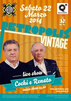 Velvet Retropolis presenta Cochi e Renato