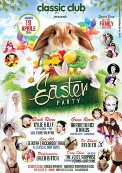 Festa di Pasqua 2014 al Classic Club