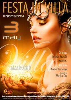 Villa Amarcord 3 maggio 2014