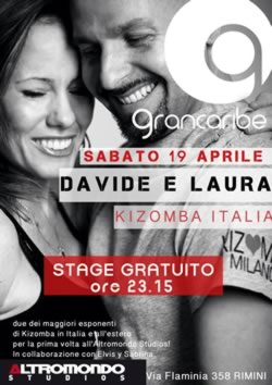 Kizomba Italia all'Altromondo Grancaribe
