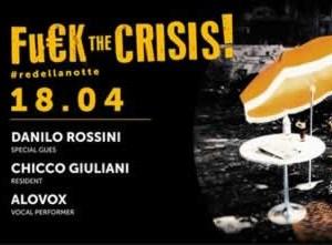 Fuck The Crisis al Coconuts Rimini Estivo