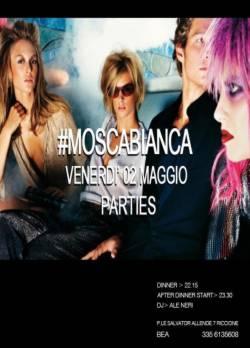 Venerdì Parties al Moscabianca Riccione