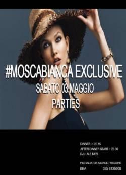 Sabato Exclusive al Moscabianca Riccione