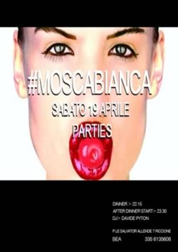 Festa Parties al Moscabianca Riccione