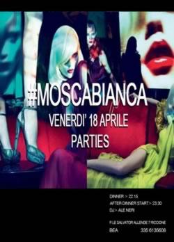 New Style Moscabianca Riccione 18 aprile