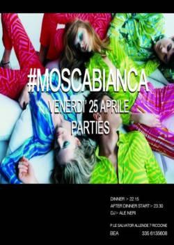 Moscabianca Riccione presenta Parties