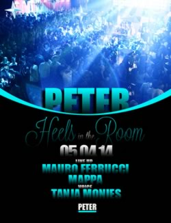 Heels in The Room @ Peter Pan il 5 aprile