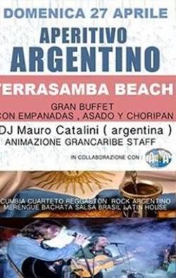 Aperitivo Argentino Terrasamba Riccione