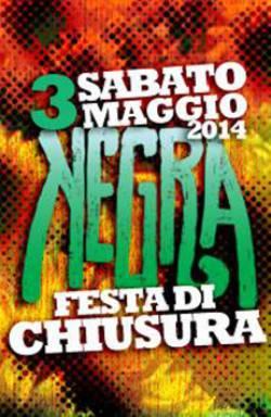 Ultima serata NEGRA al Velvet Rimini