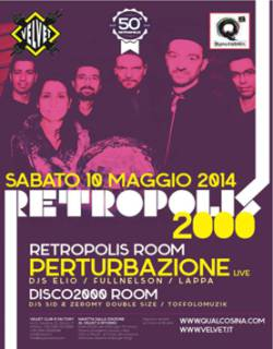 Cinquantesimo Retropolis al Velvet Rimini