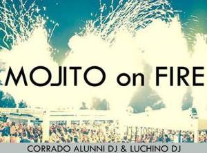 Weekend di fuoco al Mojito Beach Riccione