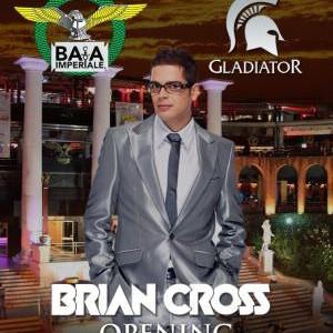Inaugurazione Baia Imperiale con Brian Cross