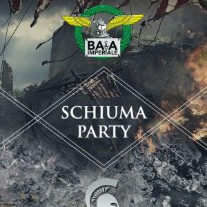 Festa Schiuma Party alla Baia Imperiale