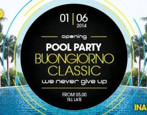Pool Party all'After del Classic Club Rimini