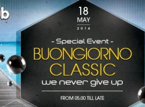 Big Party al Buongiorno Classic Club Rimini