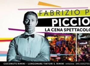 Dj Fabrizio Piccinno al Coconuts Rimini