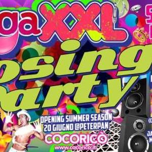 Tunga XXL Closing Party al Cocoricò Riccione