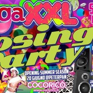 Tunga XXL Closing Party al Cocoricò Riccione