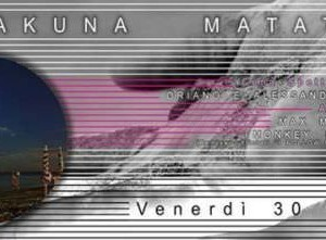 Weekend di festa all'Hakuna Matata Riccione