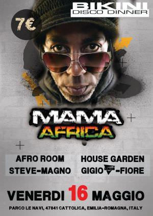 mama africa 16 maggio 2014