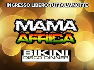 Chiusura del Mama Africa al Bikini Cattolica