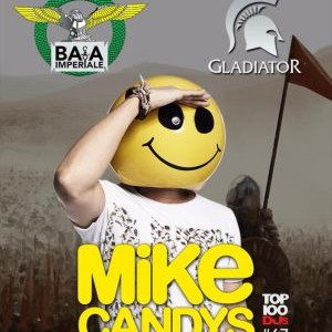Mike Candys ospite alla Baia Imperiale