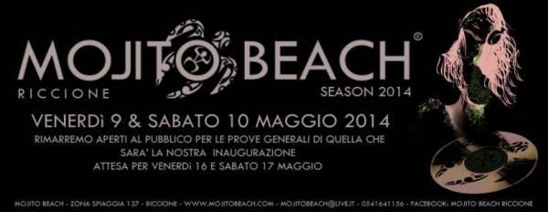 mojito beach 9 10 maggio 2014