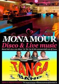 Monamour Rimini weekend 2 e 3 maggio