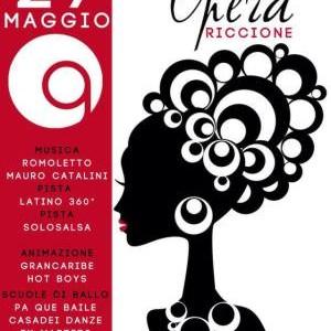 Martedì Latino all'Opéra Riccione