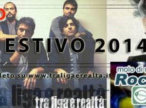 Tra Liga e Realtà in concerto al Rockisland Rimini