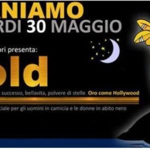 Serata Gold al Rockisland Rimini