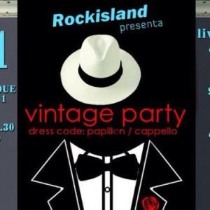 Vintage Party al Rockisland Rimini