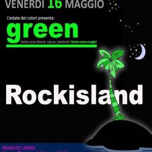 Serata Green al Rockisland Rimini
