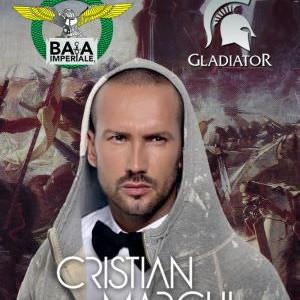 Cristian Marchi alla Baia Imperiale