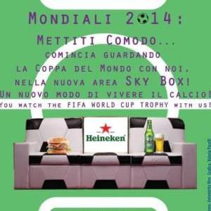 Finale mondiali di Calcio al Barge Rimini