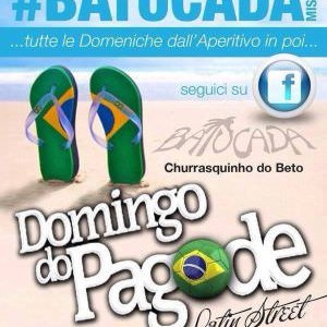 Domingo do Pagode al Batucada