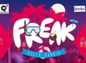 Festa Freak al Beky Bay di Igea Marina
