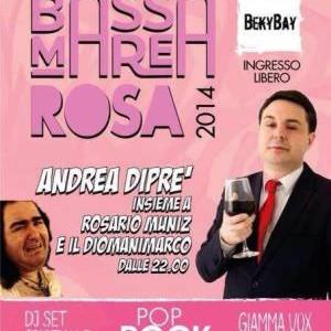 La Notte Rosa 2014 al Beky Bay