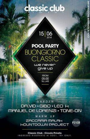 classic club 15 giugno 2014