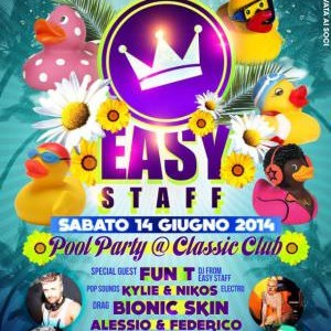Easy Staff al Classic Club Rimini