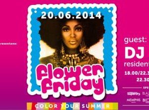 Flower Party con Dj Mozart al Coconuts Rimini
