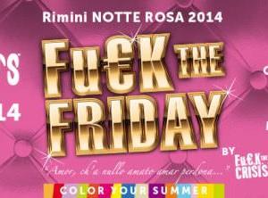 Rimini Notte Rosa 2014 al Coconuts