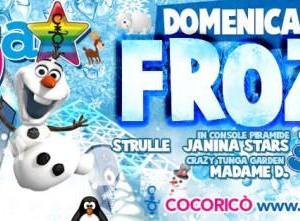 Festa FRONZEN al Tunga Cocoricò