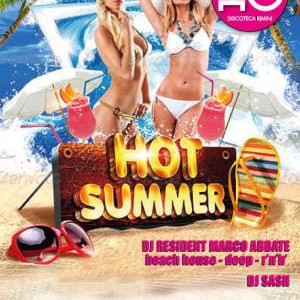 Hot Summer all'Io Club Rimini